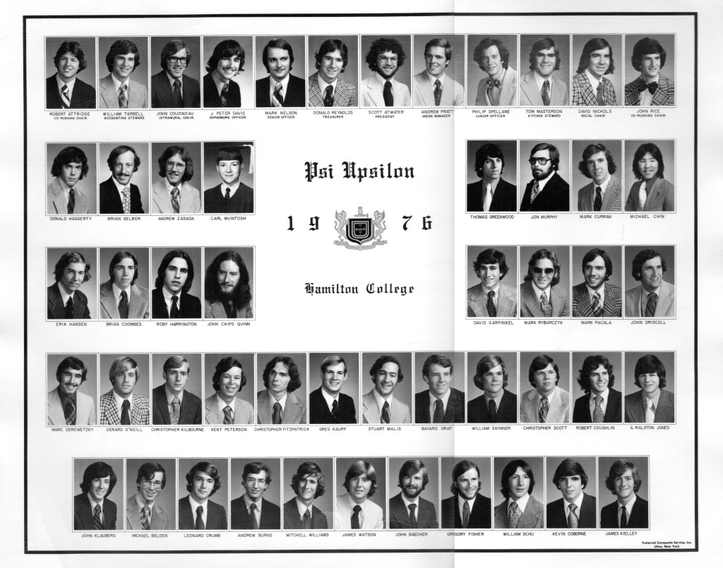 Psi Brothers 1976